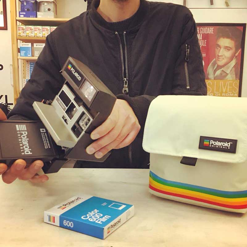 Custodia Polaroid