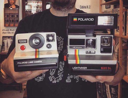 Polaroid Roma