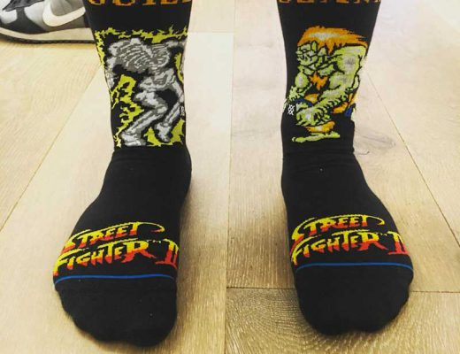 Stance Street Fighter